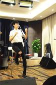 """宋冬野2014""""雏儿劳鹊""""剧场巡演北京站将于8月30日在北展剧场举行。昨日,特邀嘉宾""""创作才女""""..."""