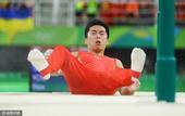 北京时间8月17日凌晨,2016里约奥运会体操单项比赛继续进行,在男子双杠决赛中,中国两位具有夺金实...