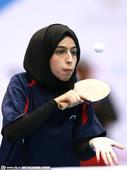 2015年01年09日,阿联酋迪拜,2015国际乒联团体世界杯次日赛况。