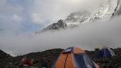 2012年8月18日探险世界第十三高峰——布洛阿特峰BroadPeak(海拔8047米)登至7770...