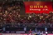 5月29日-6月5日,2017德国世乒赛在杜塞尔多夫会展中心继续进行。中国男单选手张继科出战比赛,大...