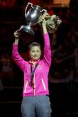 当地时间今天下午,第54届世界乒乓球锦标赛女单决赛在杜塞尔多夫会展中心打响。26岁的头号种子选手丁宁...