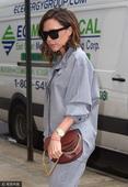 搜狐娱乐讯(视觉中国/图文) 当地时间6月6日,维多利亚-贝克汉姆(Victoria Beckham...