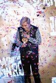 搜狐娱乐讯(杨纯琛/文)12月2日,罗志祥携最新音乐大碟《狮子吼》在北京召开记者会。《狮子吼》是罗志...