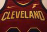 高清图:骑士官方发布球队新赛季球衣 细节精致