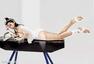 李冰冰登杂志周年刊封面 挑战体操致敬奥运