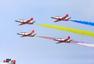 空军航空开放日飞行表演精彩纷呈