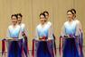 亚运礼仪小姐号称天然美女  揭秘韩国整容业