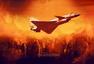 末日危途:国产新型飞机展现科幻风