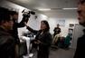 记者采访马航办公室受阻