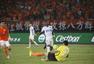 高清:客家0-1不敌卓尔 新外援塞尔戈突破犀利