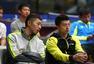 高清:方博赢下生死战 成男团世界杯中国第五人