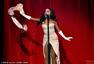 2015全美音乐奖现场 爱莉安娜化身复古歌姬献唱