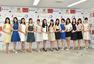 2017年日本小姐决赛人选出炉 看国内外审美差异