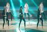 组图:火辣!艺体萝莉孙妍在热舞 模仿MJ及EXO