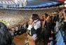 高清图:德国胜利蕾哈娜掀上衣庆祝 无缘罗梅罗