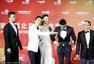 北京电影节闭幕红毯 《冰封侠》剧组阵容强大