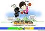 里约之漫画合集:表情包掀巨浪 傅园慧独占鳌头
