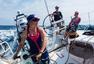 高清:沃尔沃环球帆船赛 第四赛段各队最后冲刺
