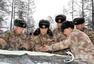 沈阳军区部队冬季这样训练