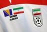 高清图:伊朗波黑更衣室探秘 球衣展示比赛细节