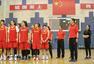 高清:新中国女篮正式集结 姚明向媒体介绍队伍