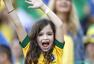 世界杯萌娃:梅西儿子萌萌哒 巴西队萝莉似天使
