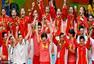 12年后里约再夺金 看中国女排奥运荣耀之旅(图)