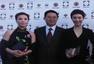 国际电影戏剧节开幕 唯一华人女演员王佳佳亮相