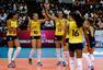 高清:巴西女排3-0塞尔维亚 气势惊人锐不可当