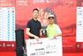 高清图:老枪魏新起加冕超级争霸赛华中站冠军