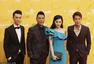 第四届北京电影节盛大开幕红毯双人秀