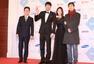 SBS演技大赏红毯群星闪耀 陆星材行大礼拜年