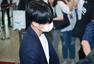 EXO八子赴济州岛合流SM研讨会 机场露疲态