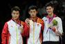 2012年伦敦奥运会中国队男子英雄 邹市明三连冠