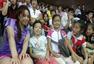 高清图:台湾乒乓美少女写真 手持球拍性感靓丽