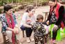 章泽天助力联合国公益 初为人母探捐贫困儿童