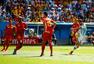 进球回放:伊瓜因抽射破门 阿根廷开局取得领先