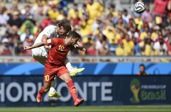 比利时VS美国赔率:半球盘高水 欧洲红魔赢球难
