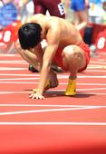 对于刘翔来说,除了伤病之外,压力也是影响他状态的原因之一。