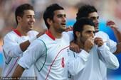 2010年11月25日,广州,2010亚运会男足3、4名决赛,韩国Vs伊朗。