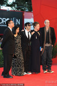 2010年9月12日讯,威尼斯,当地时间9月11日,第67届威尼斯电影节闭幕。评审团成员亮相。香港导...