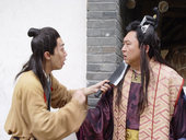 《天生我才》领跑贺岁档,郭德纲变身快乐的穷鬼。