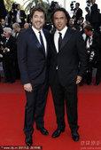 2010年5月23日讯,法国,第63届戛纳电影节当地时间5月23日闭幕。导演阿加多-冈萨雷斯-伊纳里...
