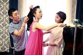 女星霍思燕上月在上海参加第十三届上海国际电影节时,携《迷城》、《龙凤店》和《精武风云》三部作品来势汹...