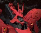 逆袭的夏亚红色坐骑沙比模型
