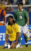 北京时间9月11日,2010年世界杯南美区预选赛巴西0:0平玻利维亚