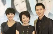 搜狐娱乐讯 9月26日,《庐山恋2010》主创团队奔波于各个城市为即将到来的公映造势,刚刚结束了昨日...