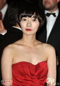 2009年5月15日讯,戛纳,第62届戛纳电影节,当地时间5月14日,日本影片《空气人偶》(Kuki...