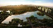 PARK北京位于朝阳区朝阳公园西门西侧150米鹿鼎记,预计2010年9月开盘销售。项目两栋建筑均为2...